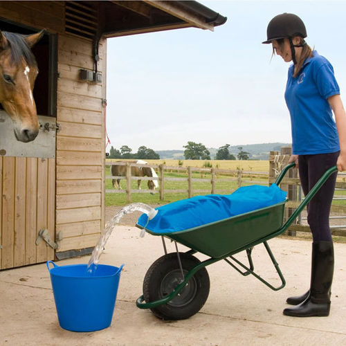 H2GO Bag 80L Water Carrier for Garden Allotment & Equestrian