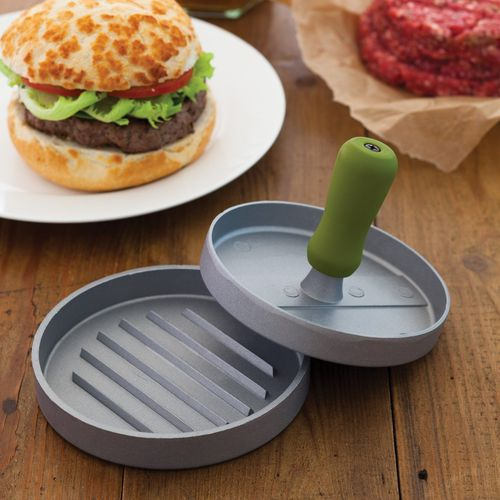 Large Heavy Duty Quarter Pounder Hamburger Maker, Burger Press