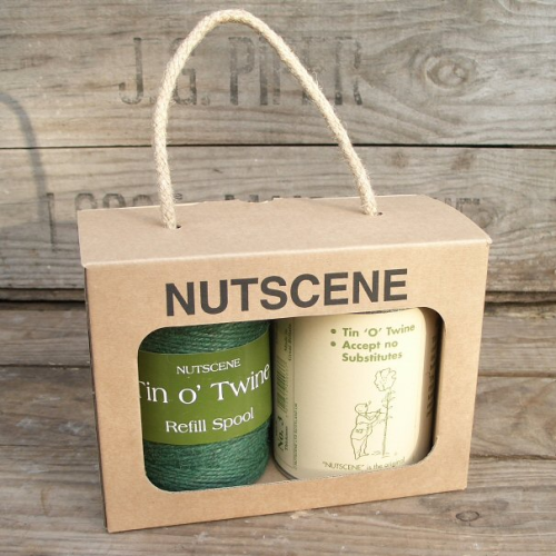 Tin o' Twine and Refill Gift Set