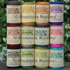 Nutscene Heritage Spool of Twine - 110m Coloured Jute String