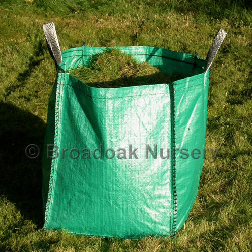 Heavy Duty Garden Waste Bag (120 Litre Sack) Recycling