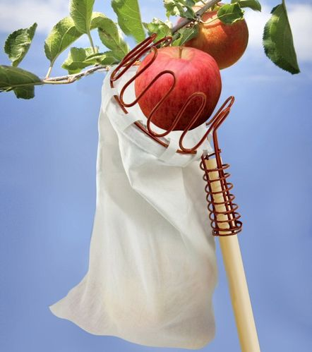 Apple Quicker Picker for Harvesting, Fruit Picking, Pears, Plums