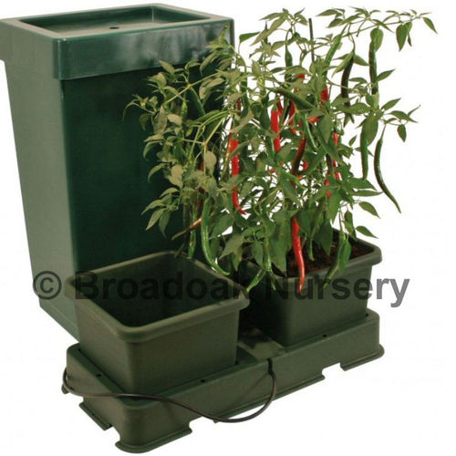 Easy2Grow Kit Complete Gravity Fed Self Watering System