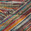 Fair Trade Indian Rag Rugs 60x90cm Multicoloured Recycled