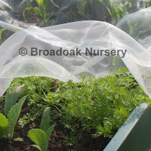 Woven Insect Netting Garden Veg Crop Protection Mesh - by the metre